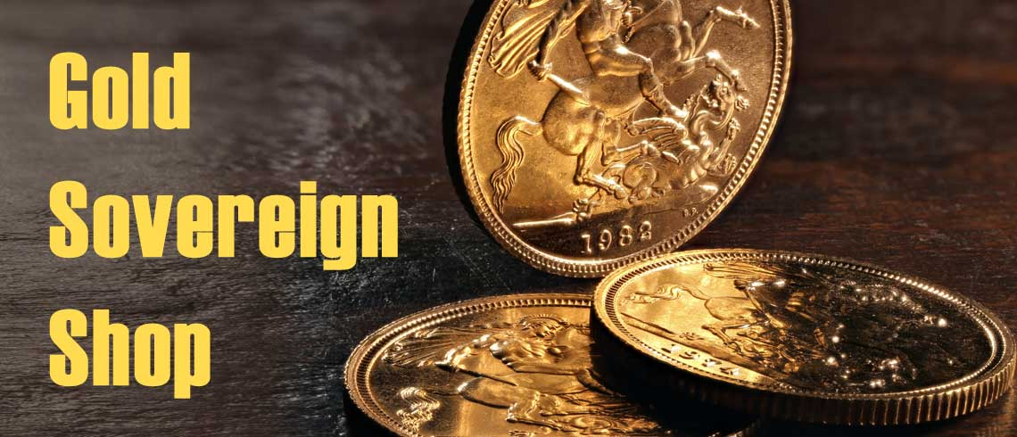 Gold Sovereign Shop
